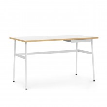 Journal Desk (White) - Normann Copenhagen