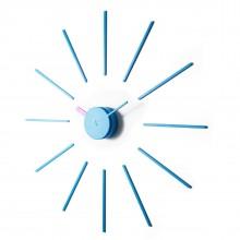 Urchin Wall Clock (Blue/Lavender) - KLOX