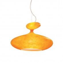 E.T.A. Sat Suspension Lamp (Orange) - Kundalini