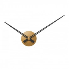 LBT Mini Sharp Wall Clock (Caramel Brown) - Karlsson