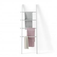 Leana Ladder (White) - Umbra
