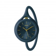 Take Time 3 in 1 Wrist Watch (Dark Blue) - LEXON