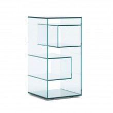 Liber D Glass Display Unit - Tonelli Design