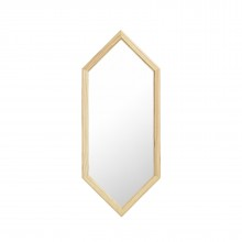 Lust Mirror Small (Silver) - Normann Copenhagen