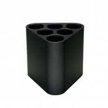 Poppins Umbrella Stand (Black) - Magis