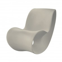 Voido Rocking Chair (Light Grey) - Magis