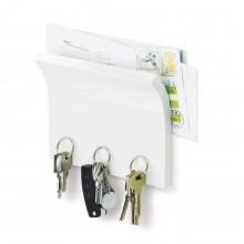 Magnetter Entryway Organizer (White) - Umbra