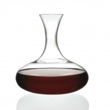 Mami XL Wine Decanter (Crystalline Glass) - Alessi