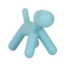 Me Too Puppy Children's Stool L (Turquoise) - Magis