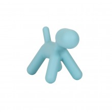 Me Too Puppy Children's Stool S (Turquoise) - Magis