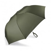 Mini Hook Umbrella (Khaki) - LEXON
