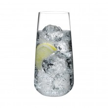 Mirage High Ball Glasses 480 ml. (Set of 4) - Nude Glass