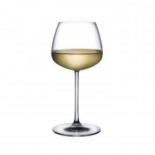 Mirage White Wine Glasses 425 ml (Set of 6) – Nude Glass