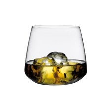 Mirage Whisky Glasses 385 ml (Set of 4) - Nude Glass