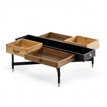 The Dreamers Coffee Table Square - Mogg