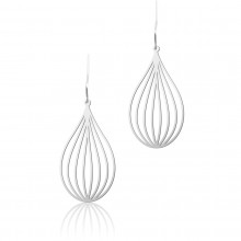 Seed Earrings S (Silver) - Moorigin