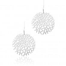 Woods Earrings S (Silver) - Moorigin