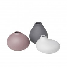 NONA Vases Set of 3 (Multicolor) - Blomus