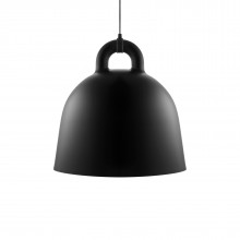 Bell Pendant Lamp Large (Black) - Normann Copenhagen