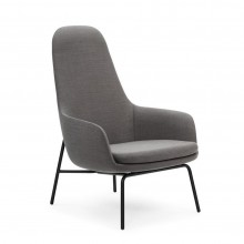 Era Lounge Chair High (Metal) - Normann Copenhagen