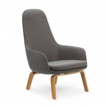 Era Lounge Chair High (Wood) - Normann Copenhagen