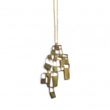 Not Square BM02 Necklace - B-MADE