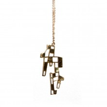 Not Square BM03 Necklace - B-MADE