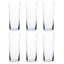 Anason Raki Glasses (set of 6) - Nude Glass