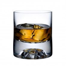 Shade Set of 4 Whisky Glasses - Nude Glass