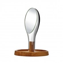 Moon Mirror (Clear) - Nude Glass