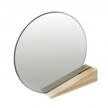 On the Edge Mirror (Black) - Thelermont Hupton