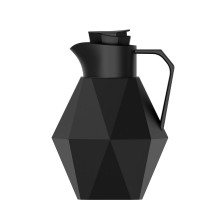 Origami Thermos Bottle 1 L (Black) - Present Time