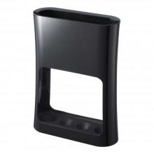 Oval Umbrella Stand (Black) - Yamazaki