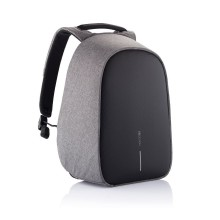 Bobby Hero Regular Anti-Theft Backpack (Grey) - XD Design