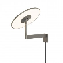 Circa 12 LED Wall Lamp (Graphite) - Pablo Designs