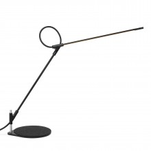Superlight LED Desk Lamp (Black) - Pablo Designs