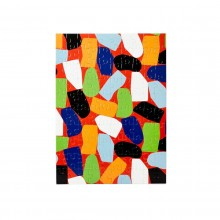 Pattern Puzzle - Stack - 100 pieces by Dusen Dusen - Areaware