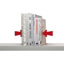 Arrow Magnetic Bookends (Set of 2) - Peleg Design