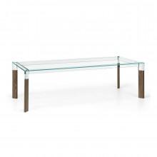 Perseo Table (Walnut) - Tonelli Design