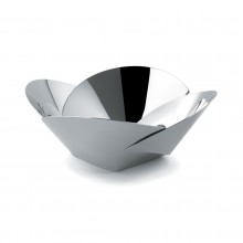 Pianissimo Basket (Stainless Steel Polished) - Alessi