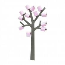 PQTIER Tree Toilet Roll Holder - Presse Citron
