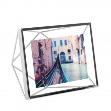Prisma Photo Display 10 x 15 cm (Chrome) - Umbra