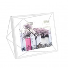 Prisma Photo Display 10 x 15 cm (White) - Umbra