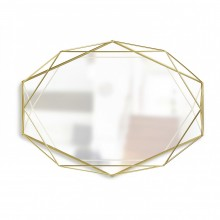 Prisma Mirror (Brass) - Umbra