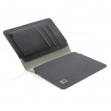 Quebec RFID Safe Card & Passport Holder (Black) - XD Design