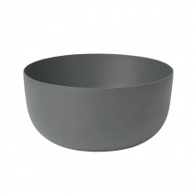 REO Bowl Large (Pewter) - Blomus