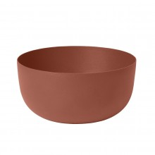 REO Bowl Large (Rustic Brown) - Blomus
