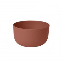 REO Bowl Small (Rustic Brown) - Blomus