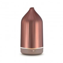 Ridge Ultrasonic Essential Oil Diffuser (Rose Gold) - Toast Living