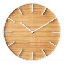 Rin Wall Clock (White) - Yamazaki